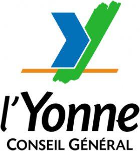 logo conseil général Yonne